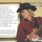 Glenn Gray - Five Bucks A Nail - Song List