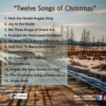 Glenn Gray - Twelve Songs of Christmas