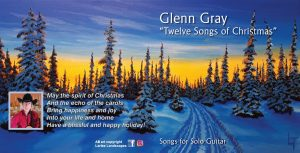 Glenn Gray - Twelve Songs of Christmas - Booklet